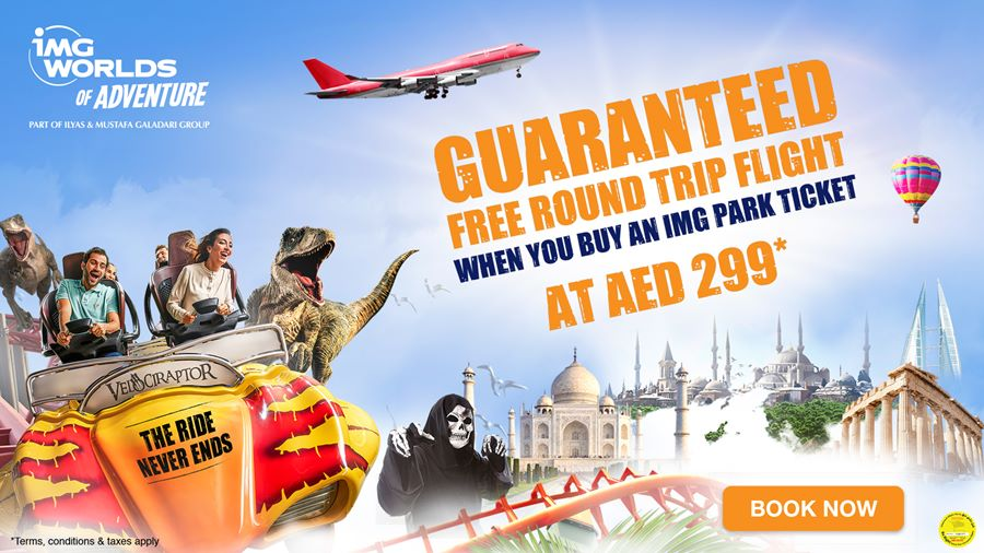 Fly For Free with IMG World