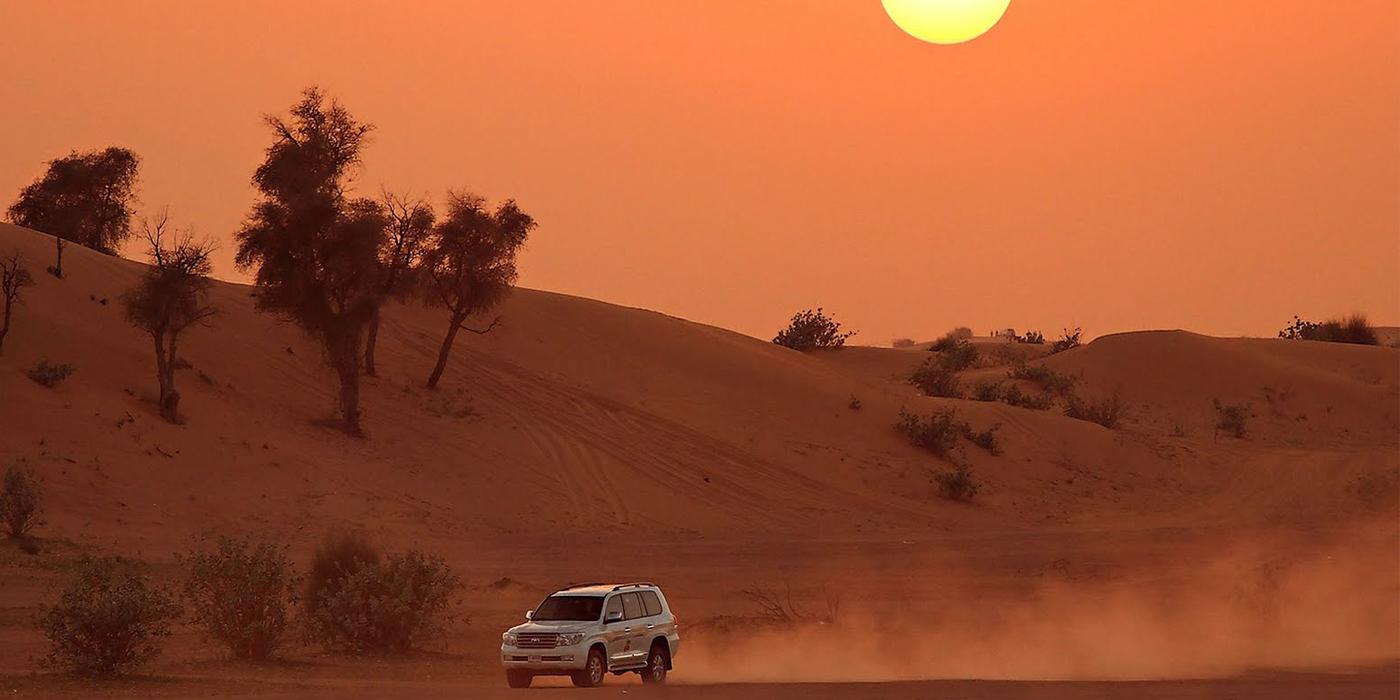 Exclusive Dubai Desert Safari