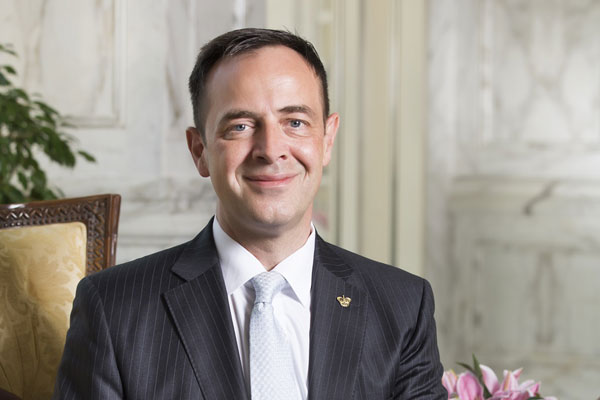 Regency Kuwait appointed Otto Kurzendorfer as its new General Manager