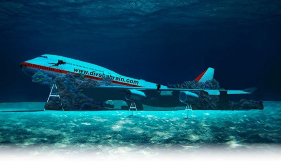 Bahrain to develop worlds largest underwater theme park