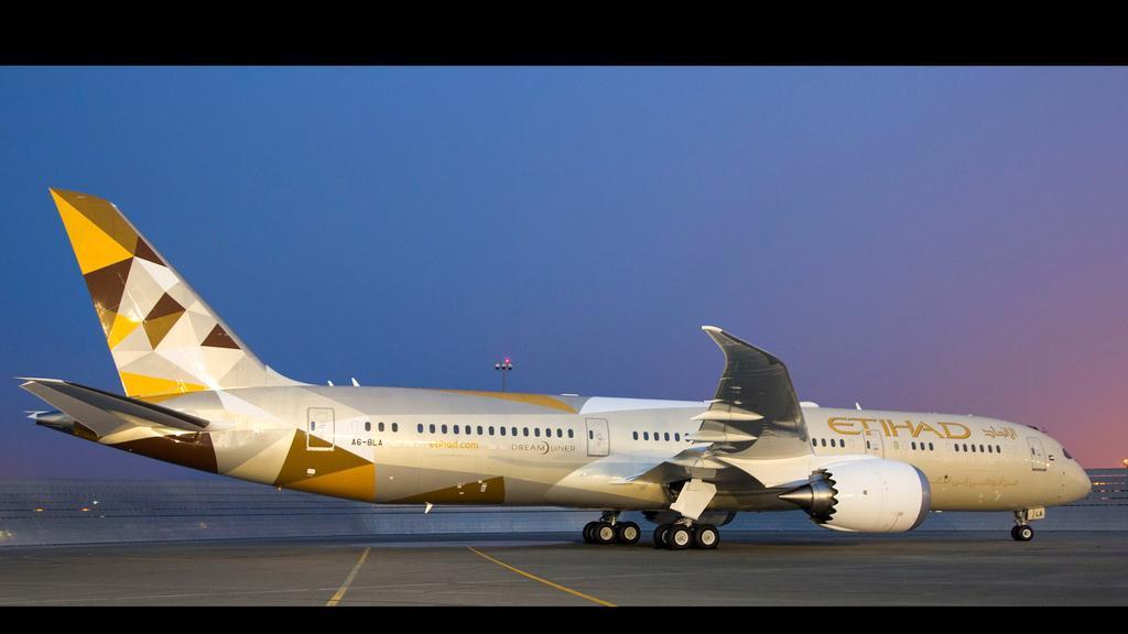 Etihad Airways introducing Boeing 787-9 Dreamliner to  Johannesburg, Lagos and Milan this Summer