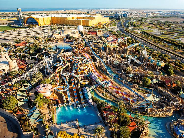 Dh6.2 billion pumped into mega tourism attraction in Abu Dhabi Yas Island