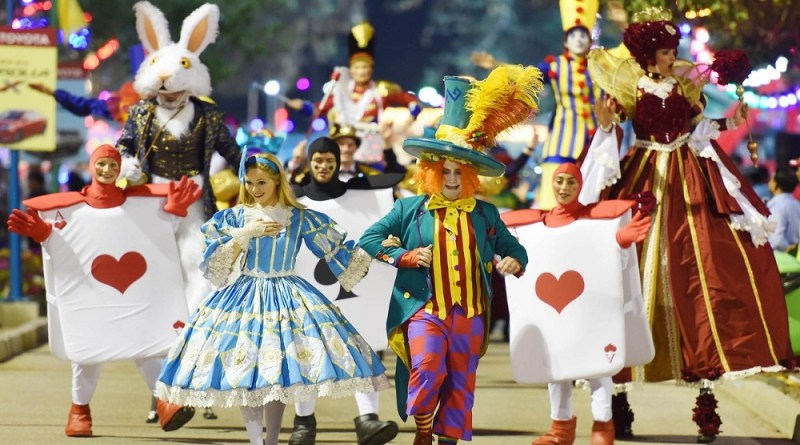 Muscat Festival Kicks off with a new slogan Unity and Joy