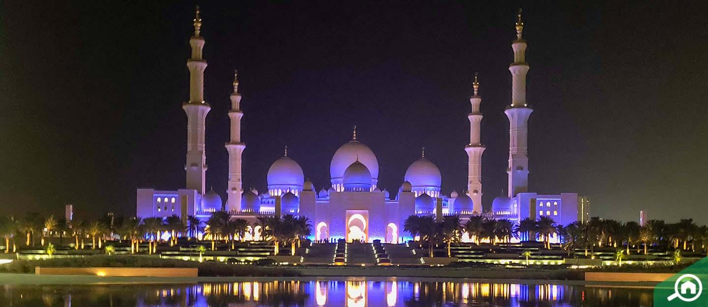 Sheikh Zayed Grand Mosque Ranked World�s 3rd Best Landmark